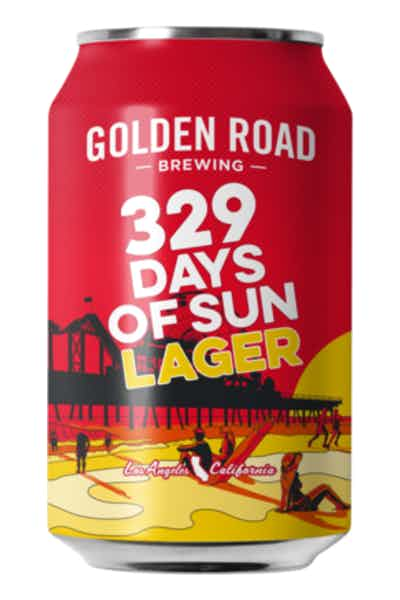 Golden Road - 329 Lager