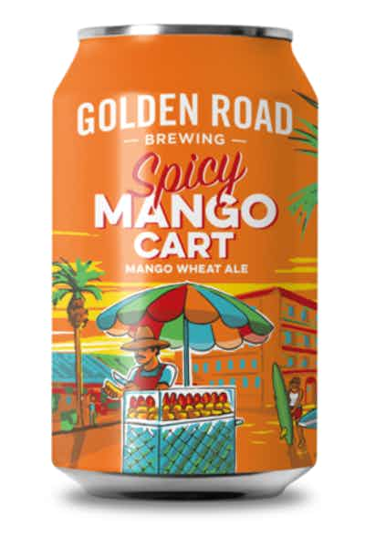 Golden Road - Spicy Mango