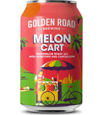 Golden Road - Melon Cart