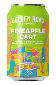 Golden Road - Pineapple Cart