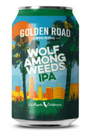Golden Road - Wolf Among Weeds IPA