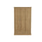 Devon 3 Door 2 Drawer Wardrobe Oak