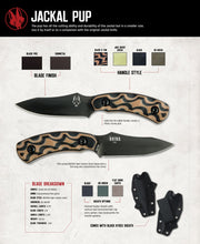 Jackal Pup - Spec Sheet - By Southern Grind