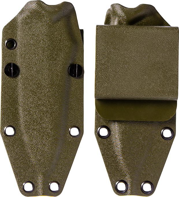 Jackal Kydex Sheath - OD Green - By Southern Grind