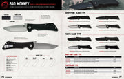 Bad Monkey Emerson Wave Spec Sheet - By Southern Grind
