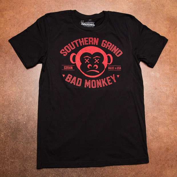 Bad Monkey Logo Tee