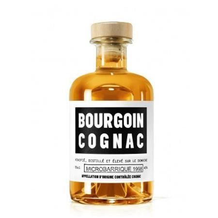 Bourgoin Cognac Microbarrique, 1998- 70cl