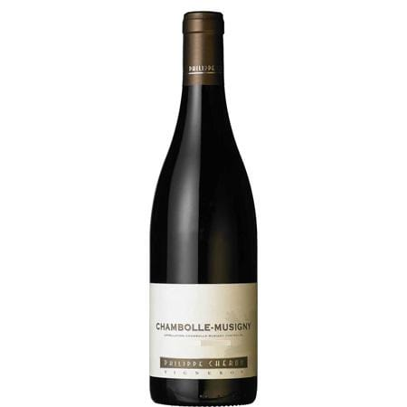 Domaine Philippe Chéron Chambolle Musigny 2016  - Rouge