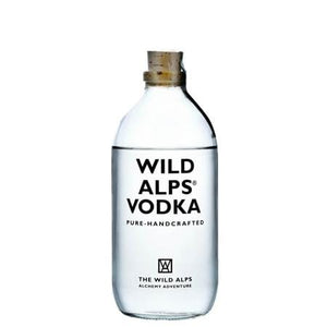 THE WILD ALPS- VODKA- SUISSE