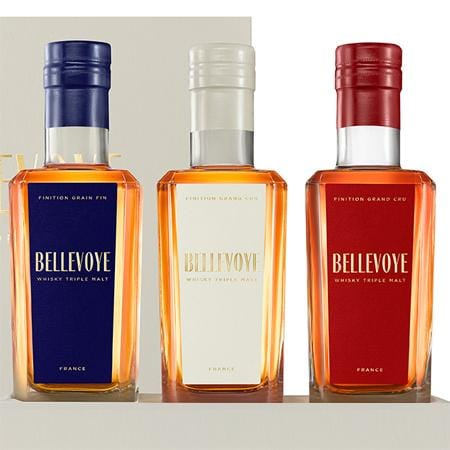 Bellevoye, Coffret Whisky, France