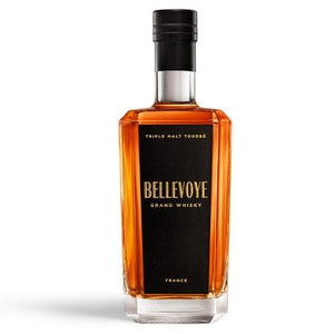 Bellevoye, Whisky Triple Malt Tourbé, France
