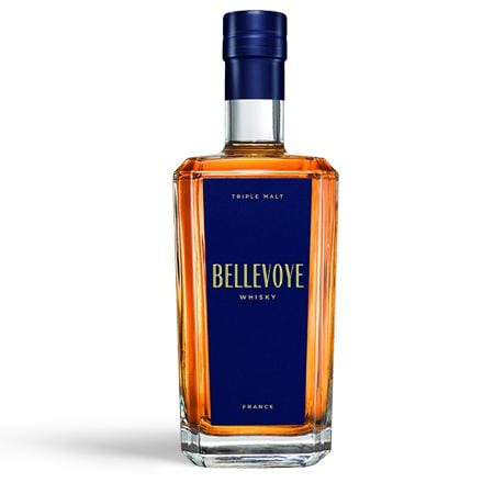 Bellevoye, Whisky Triple Malt, France