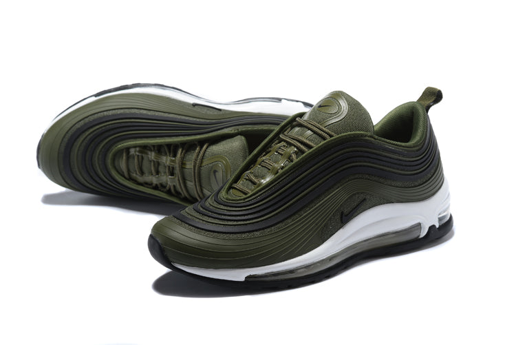 ef7aa75e23aa35 Air Max 97 Olive Green Black – Top Brands