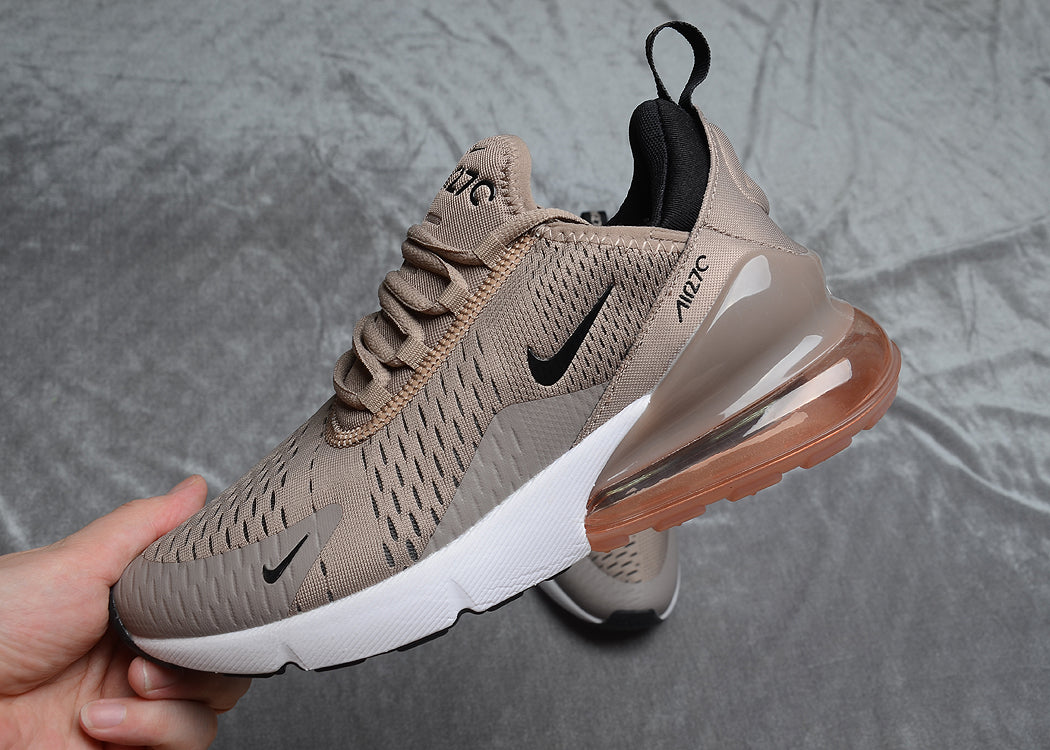 sports shoes bc654 9e62a Load image into Gallery viewer, Men Nike Air Max 270 Brown Brown ...