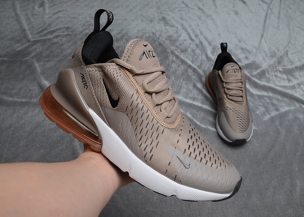 new arrival 814f8 e245d Load image into Gallery viewer, Women Nike Air Max 270 Brown ...
