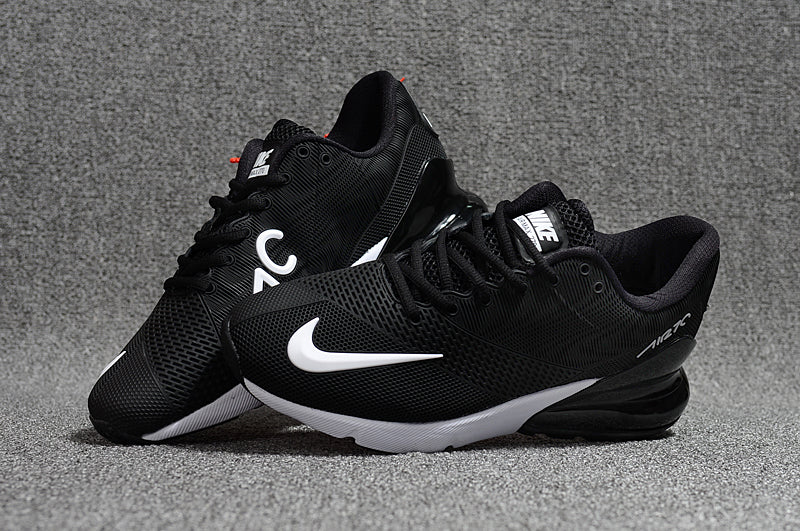 huge discount d67f9 a8f41 Load image into Gallery viewer, Men Nike Air Max 270 Black White Special  Edition ...