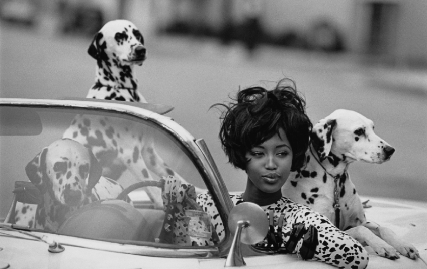 Just Good Art: Naomi Campbell By Peter Lindbergh