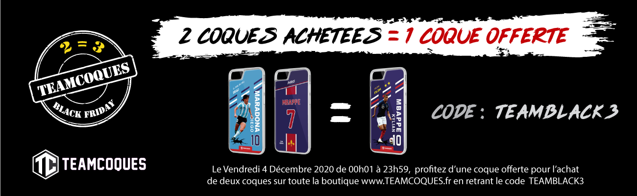 TEAMCOQUES Rapidité coques iphones foot personnalisables made in france 5 étoiles
