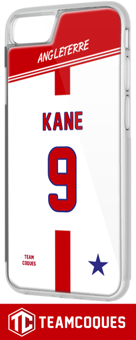 Coque foot ANGLETERRE - flocage 100% personnalisable - iPhone smartphone - TEAMCOQUES