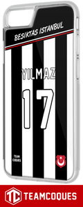 Coque foot BESIKTAS ISTANBUL - flocage 100% personnalisable - iPhone smartphone - TEAMCOQUES