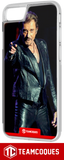 Coque design JOHNNY HALLYDAY 1 - iPhone smartphone - TEAMCOQUES