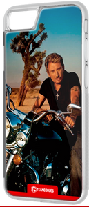 Coque design JOHNNY HALLYDAY 4 - iPhone smartphone - TEAMCOQUES