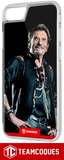Coque design JOHNNY HALLYDAY 8 - iPhone smartphone - TEAMCOQUES