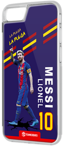 Coque foot LIONEL LEO MESSI BARCELONE - flocage 100% personnalisable - iPhone smartphone - TEAMCOQUES