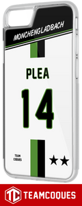 Coque foot MONCHENGLADBACH - flocage 100% personnalisable - iPhone smartphone - TEAMCOQUES