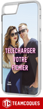 Coque photo 100% personnalisable - Importer votre photo - iPhone smartphone - TEAMCOQUES