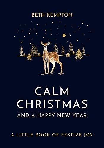 Calm Christmas and a Happy New Year