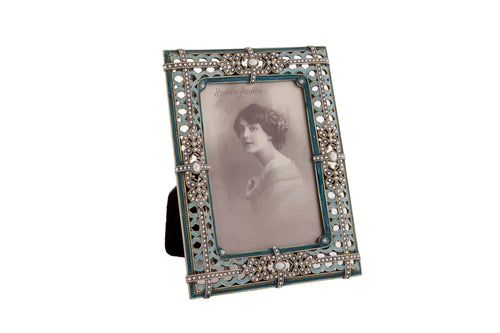 Jade Jewelled Frame