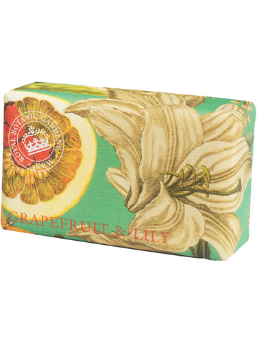 Kew Gardens Botanical Soaps (OFFER - Soap and hand cream £15)
