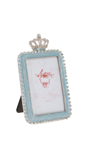 Enamel Crown Frame