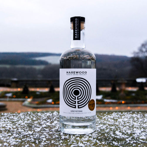 Harewood Greystone Gin 50cl - AVAILABLE FOR CLICK & COLLECT ONLY