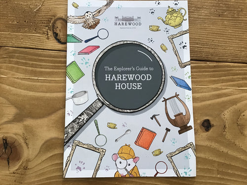 The Children's Explorer's Guide to Harewood House