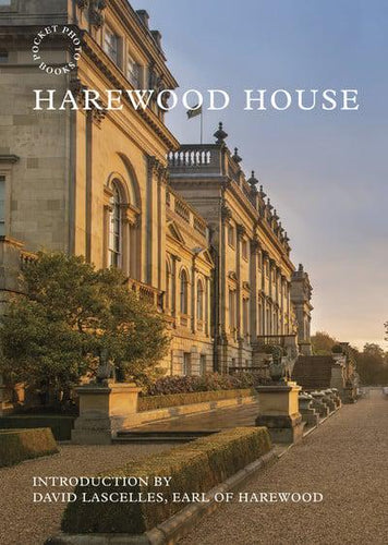 Harewood House Pocket Photo Book (foreword from Earl of Harewood)
