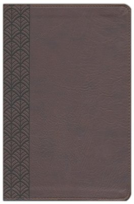The CSB Study Bible for Women, Chocolate LeatherTouch