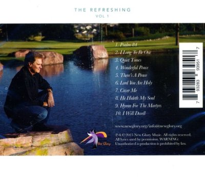 The Refreshing, Volume 1 CD Terry MacAlmon