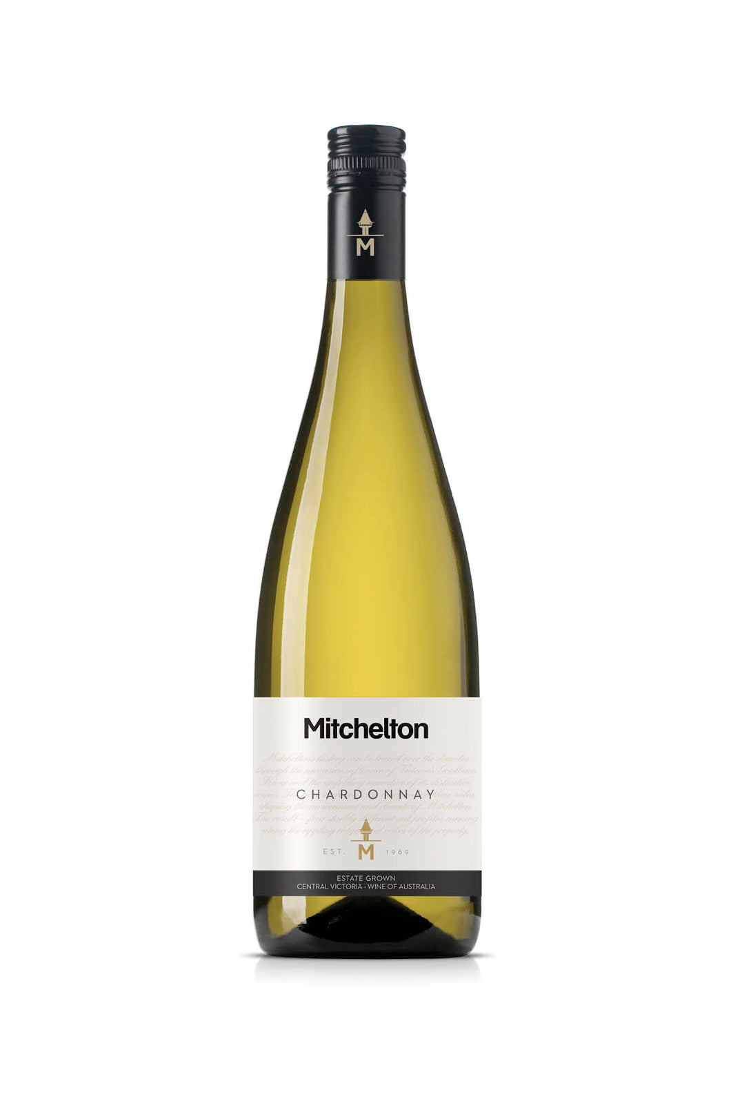 MITCHELTON ESTATE CHARDONNAY 2016