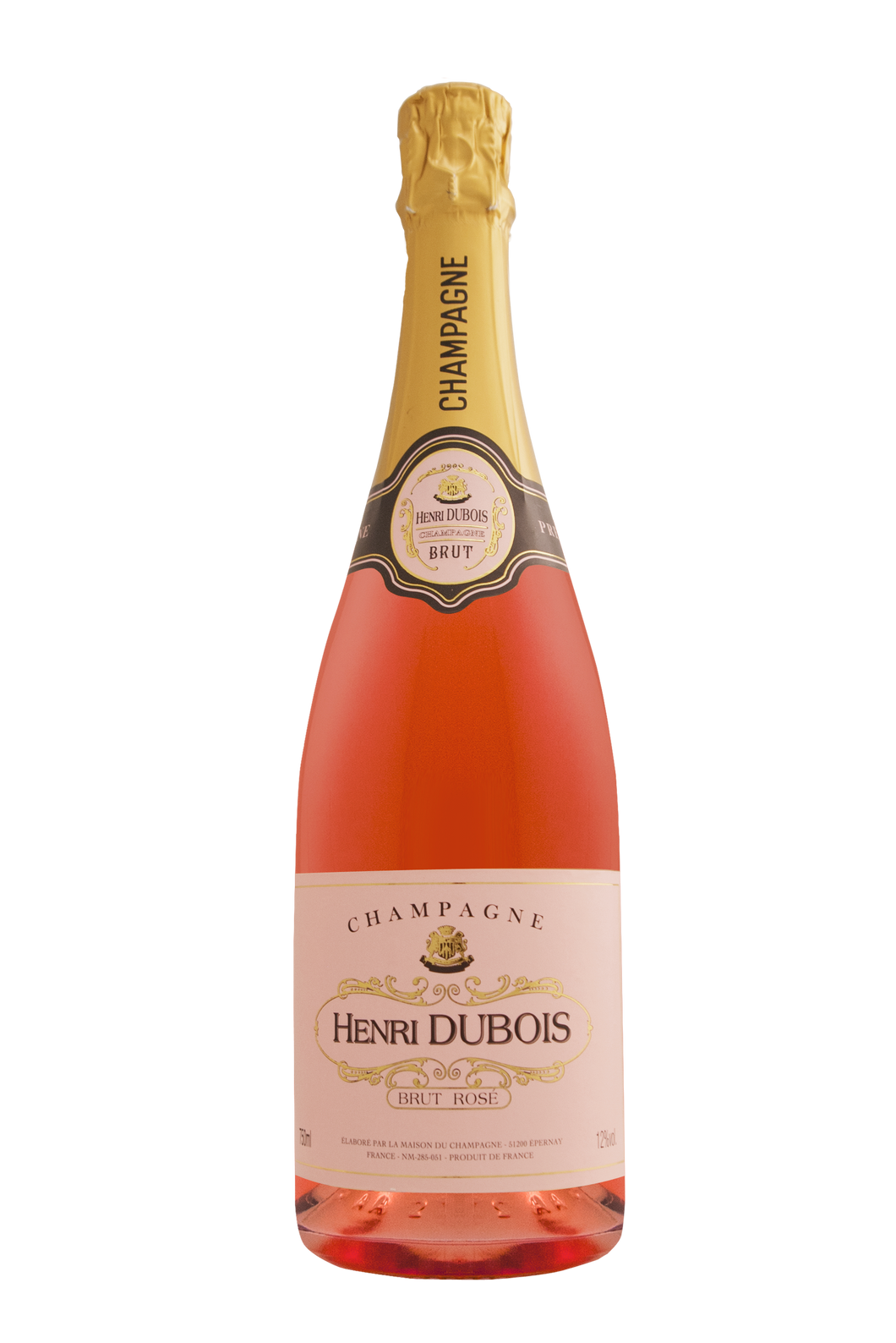 HENRI DUBOIS ROSE NV