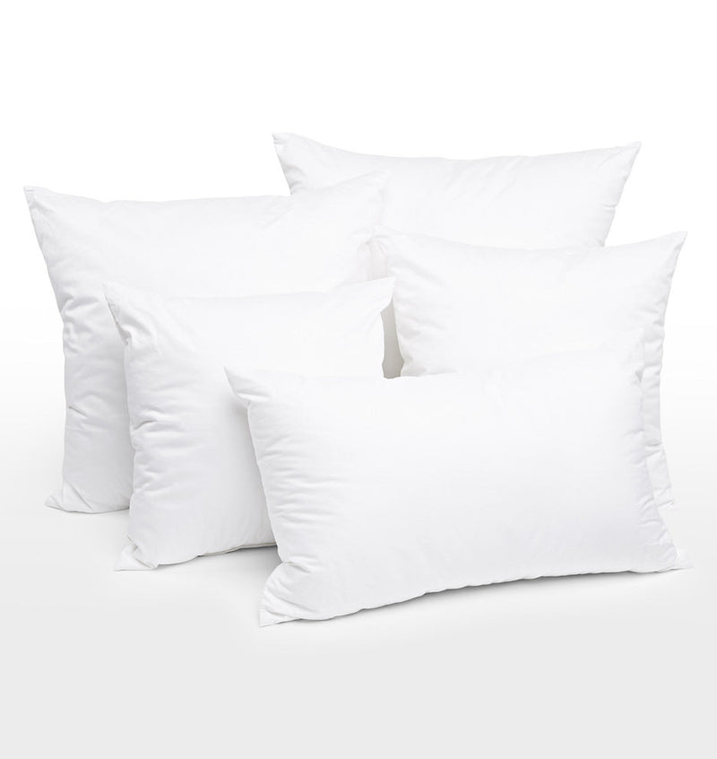 Synthetic Down Alternative Pillow Insert
