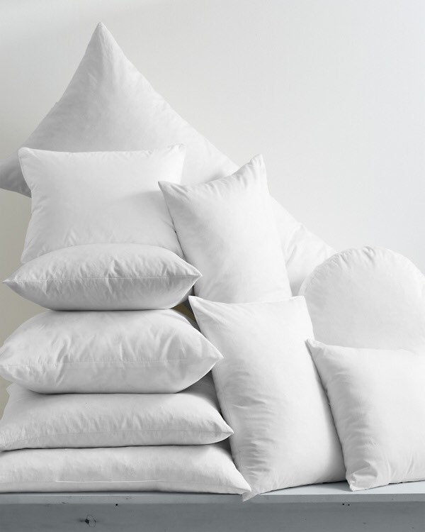 Feather Down Pillow Insert