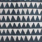 Walter G Textiles Pyramids Slate