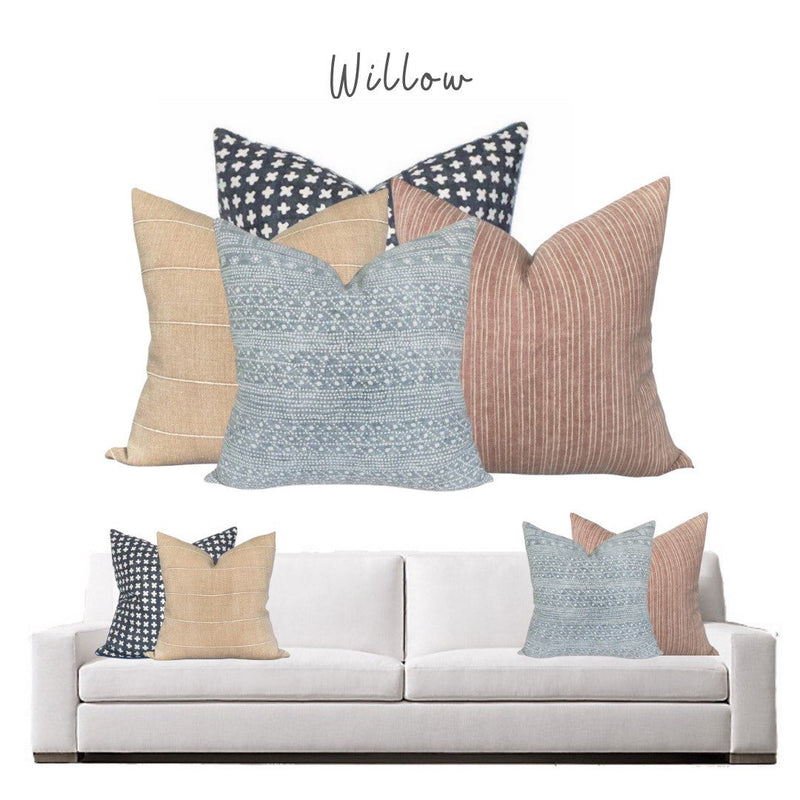 "Linen + Cloth Curated Collection ""Willow"""