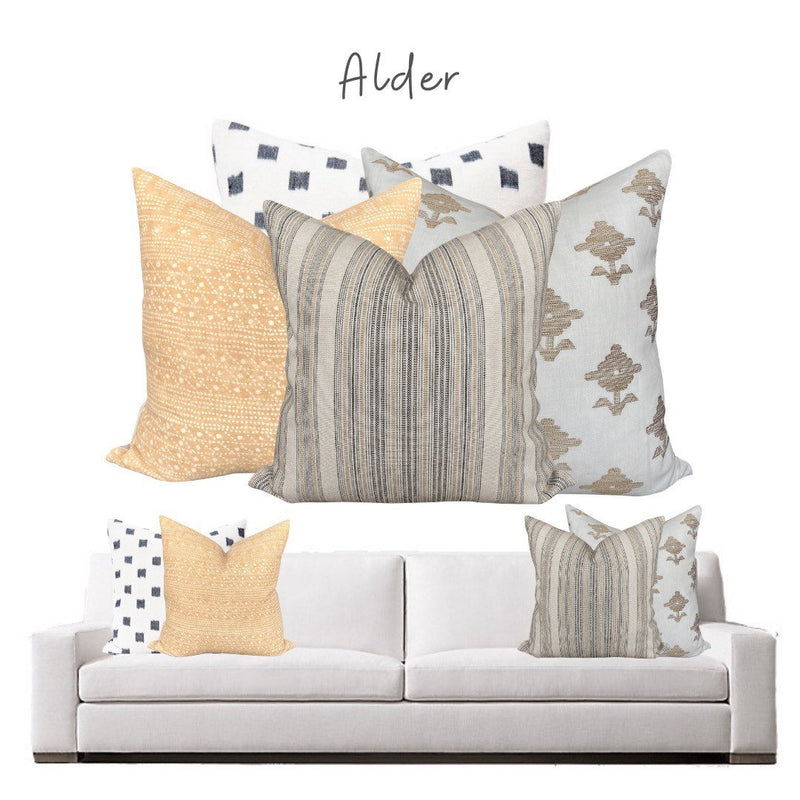 "Linen + Cloth Curated Collection ""Alder"""