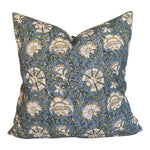 Nisa Pillow Cover in Lush