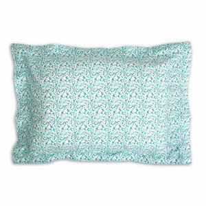 taie rectangle Tiffany en coton