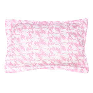grande taie rectangle sanza rose