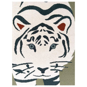 tapis tigre little cabari